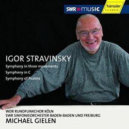 CD STRAVINSKY - GIELEN