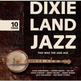CD VA : Dixieland - This Was The Jazz Age