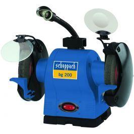 Scheppach / Woodster Scheppach bg 200 dvoukotoučová bruska s indukčním motorem