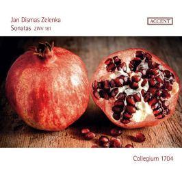 CD Jan Dismas Zelenka : Sonáty