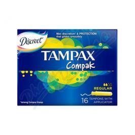 PROCTER GAMBLE DH tampóny Tampax Compak Economy Regular 16 ks