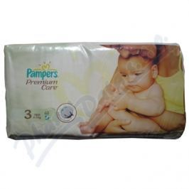 PROCTER GAMBLE Plenky Pampers Premium Care Midi vel. 3, 60 ks