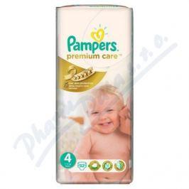 PROCTER GAMBLE PAMPERS Premium Care 4 Maxi 52ks