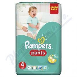 PROCTER GAMBLE Pampers kalhotkové plenky Jumbo Pack S4 52ks