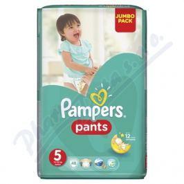 PROCTER GAMBLE Pampers kalhotkové plenky Jumbo Pack S5 48ks