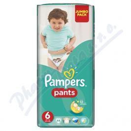 PROCTER GAMBLE Pampers kalhotkové plenky Jumbo Pack S6 44ks