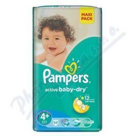 PROCTER GAMBLE PAMPERS Active Baby VPP 4+ Maxi Plus 53ks