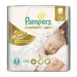 PROCTER GAMBLE PAMPERS Premium Care 1 Newborn 88ks