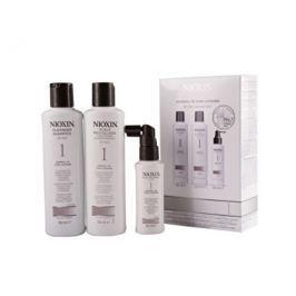 Nioxin Sada vlasové péče pro jemné mírně řídnoucí přírodní vlasy System 1