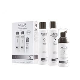 Nioxin Sada vlasové péče na jemné řídnoucí přírodní vlasy System 2