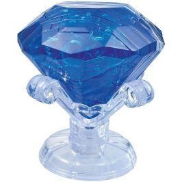 HCM KINZEL 3D Crystal puzzle (krystalové puzzle) - Safír 43 dílků