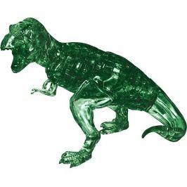 HCM KINZEL 3D Crystal puzzle Tyranosaurus zelený 49 dílků