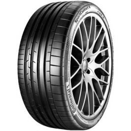 Continental 285/35R19 SportContact 6