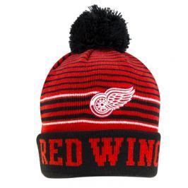 Old Time Hockey Dětská zimní čepice  Jayce NHL Detroit Red Wings