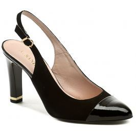 Italy Sandoni 078 černá dámská obuv, 36