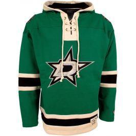 Old Time Hockey Pánská mikina s kapucí  Lacer Fleece NHL Dallas Stars, S
