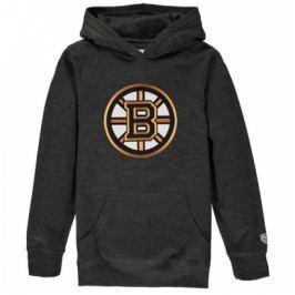 Old Time Hockey Dětská mikina s kapucí  Powell Fleece NHL Boston Bruins, M