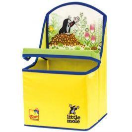 BINO Sedátko - box na hračky Krtek  13794