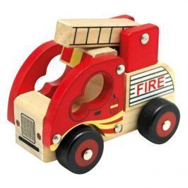 Bino - Dřevěné auto hasiči