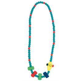 BINO Dřevěný náhrdelník: Dráček