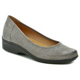 Axel AX1282 šedá dámská obuv, 38