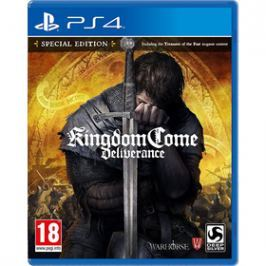 COMGAD PS4 - Kingdom Come: Deliverance