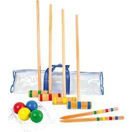 Dřevěné hry - Dětský kroket