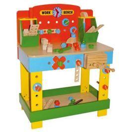 Dřevěné hračky - Dětský ponk Tobi