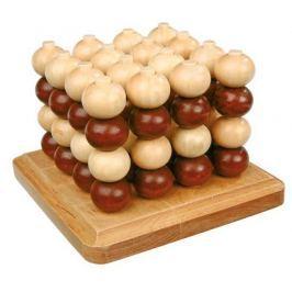 Dřevěné hry - Dřevěné piškvorky 3D