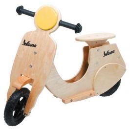 Dřevěné hračky - Odrážedlo motorka Wespe