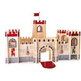 Dřevěný rytířský hrad Klassik