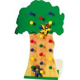 Dřevěné hračky - Padající medvědi