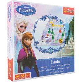 Dřevěné hry - Člověče nezlob se - Ledové království - Frozen