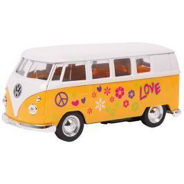 Kovový model auta - Model automobilu VW62 Classical autobus