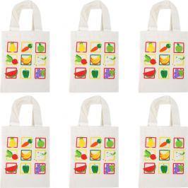 Nákupní taška Zelenina 6 ks