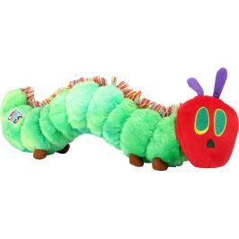Plyšová housenka Caterpillar