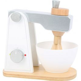 Dřevěný kuchyňský robot