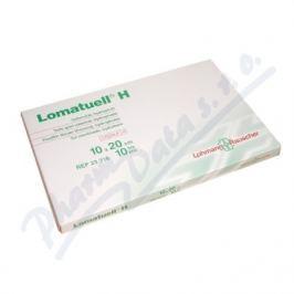 LOHMANN RAUSCHER Tyl mastný Lomatuell H 10x20cm 10ks sterilní