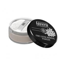 Lavera Jemný sypký minerální pudr (Fine Loose Mineral Powder) 8 g, transparentní