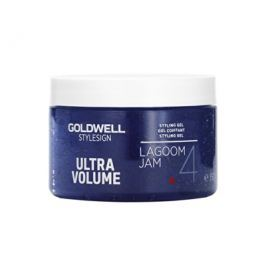 Goldwell Stylingový gel na vlasy se silnou fixací Stylesign Volume (Ultra Volume Lagoom Jam Styling