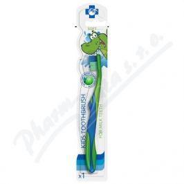 PLPRO BENU Zubní kartáček dětský Soft 1ks