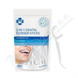 PLPRO BENU Párátka s dentální nití 40ks