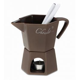 KELA Čokoládové fondue PAOLA keramika