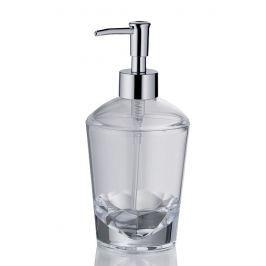 KELA Dávkovač na mýdlo LETICIA akrylové sklo