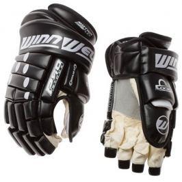 """WinnWell Hokejové rukavice  Pro-Stock JR 2012, 12"""", červeno-modro-bílá"""