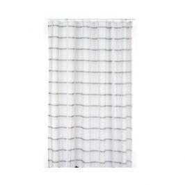 KELA Sprchový závěs LANETA, 100%PES, 180x200cm, béžový