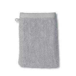 KELA Žínka LADESSA 100% bavlna, tm.šedá 15x21cm