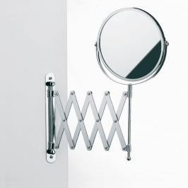 KELA Nástěnné zrcadlo KLEOPATRA, 3x zvětšující