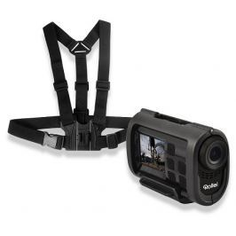 Rollei Outdoor kamera S-30 Wi-Fi + hrudní držák/ Černá