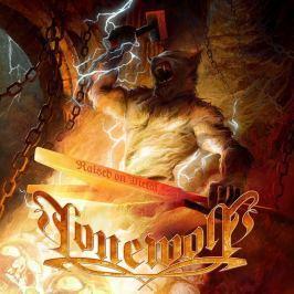 CD Lonewolf : Raised On Metal (Limited Edition)